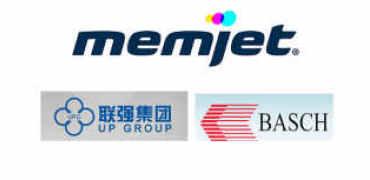 中国两家标签打印机公司与MEMJET建立合作关系
