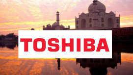东芝进一步渗透印度市场