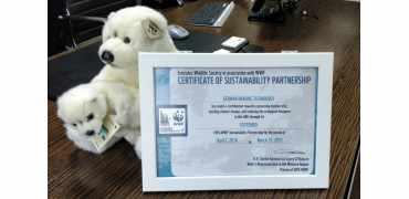 致力环保,德国GIT与WWF扩大合作关系