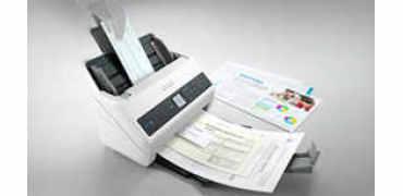 有了智能纸张保护功能,扫描再也不用担心歪斜和褶皱了