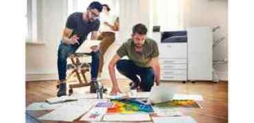 设计师必备,施乐推出新品彩色打印机