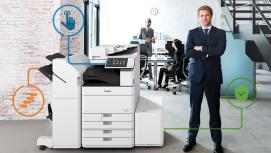 佳能美国推出全新A4多功能打印机系列