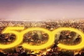 《财富》中国500强发布,纳思达初上榜!