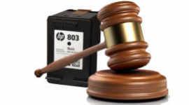惠普中国再次打响墨盒专利维权战