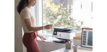 惠普推出全新商用喷墨打印机