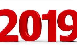 Just A Minute—2019年的你在做什么呢?