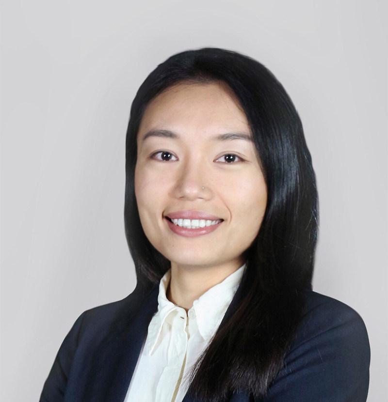 关童 Amber Guan