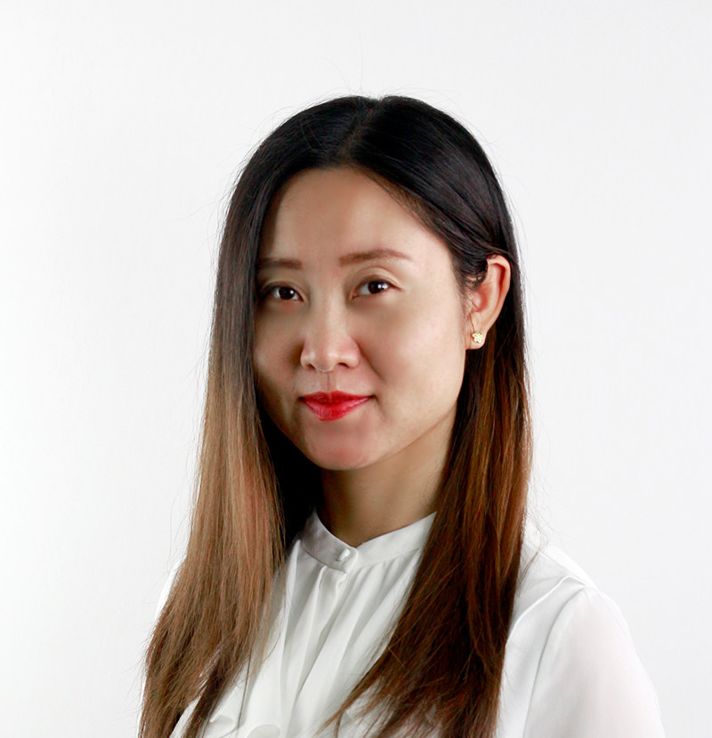 赵克微 Victoria Zhao