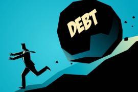 又一家公司因负债进入资产重组