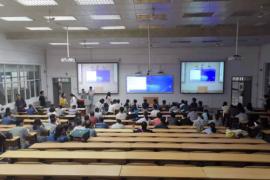 案例分享:NEC投影重塑西科大课堂,智慧校园势不可挡