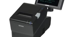 比传统POS系统小70%,这台票据打印机好像很厉害