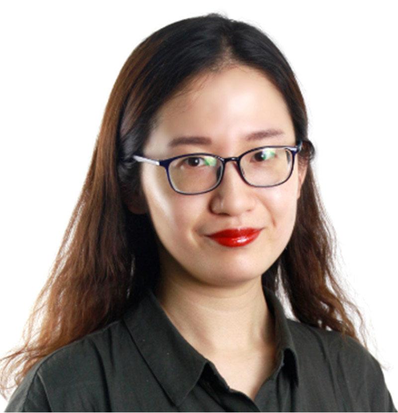 周盛楠 Natalia Zhou