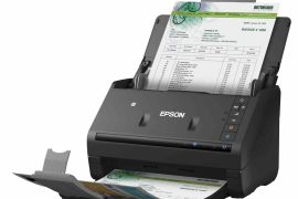 售价699,爱普生3月发售专用文档扫描仪