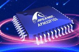 艾派克APM32F103系列MCU 加速微型票据打印机性能升级