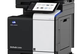 柯尼卡美能达推出全新一代bizhub C3350i/C3300i系列彩机