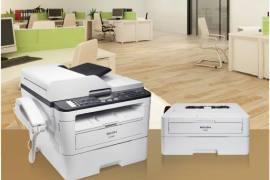 助力居家作业,理光推出全新黑白激光打印机