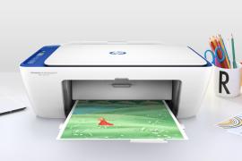 惠普2679喷墨无线打印机上架小米有品,399元高性价比