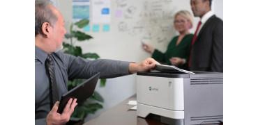 连推13种新机型,利盟扩大企业打印机产品范围