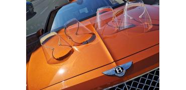 宾利汽车助力应对新冠肺炎疫情 3D打印做口罩