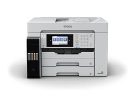 爱普生推出首台超大容量彩色A3打印机ST- C8000