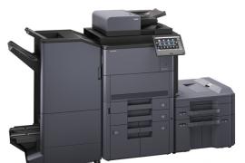 京瓷A3高速旗舰复印机,全新五款密集上市