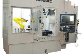 OPTOMEC引入机器人自动化技术进行金属增材制造维修