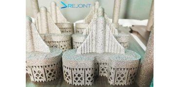 REJOINT正在使用3D打印技术和人工智能制造膝关节替代品