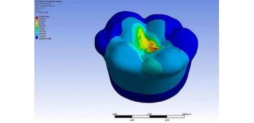 3D打印陶瓷牙冠的长期稳定性研究