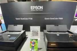 爱普生发布殿堂级大幅面喷墨新品Epson SureColor P708/P908