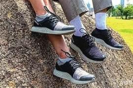 清锋科技3D打印元素防水鞋即将登陆美国众筹网