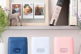 富士胶片Fujifilm在印度推出智能手机打印机Instax Mini Link