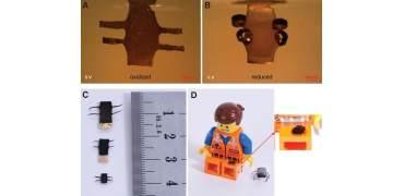 3D打印软机器人,可达微米级大小