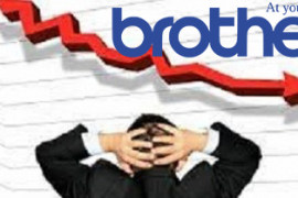 Brother兄弟一季度收入大幅下滑,预测年度表现受重大影响