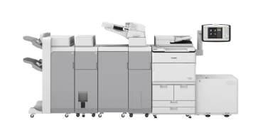 佳能推出高速黑白多功能数码印刷系统新品 imageRUNNER ADVANCE DX8700系列