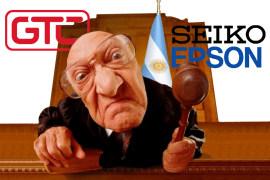 爱普生阿根廷撤回专利诉讼