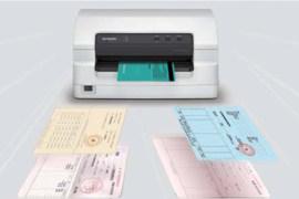 爱普生推出专业存折证卡打印机新品PLQ-35K和PLQ-50K