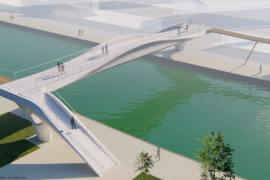 为迎接奥运,巴黎拟建3D打印人行桥