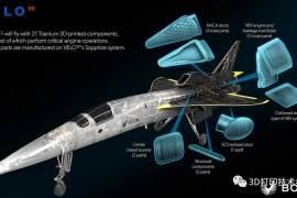 全球首架自主研发超音速飞机XB-1将VELO 3D现有技术扩展到了绝对极限