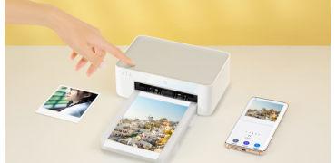 米家照片打印机1S开售,功能升级