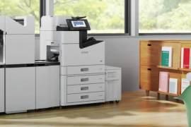 爱普生推出全新国产企业级墨仓式阵列复合机