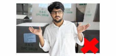 印度市场出现假冒A&G品牌产品