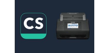 爱普生全新扫描仪携手扫描全能王,助力数字化经营