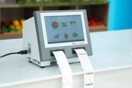 这款兼具数据管理功能的打印一体机Freshmarx® Central在中国首发