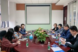珠海市耗材行业协会开展2021年会员慰问工作