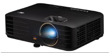 优派推出两款全新4K家用投影机PX728-4K和PX748-4K