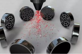 """未来的打印机可以不必是""""激光""""或""""喷墨"""""""