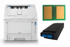 天威技术全球首推OKI C650激光兼容芯片