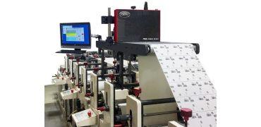 Mark Andy推出京瓷喷头DPV喷墨打印杆