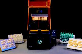 UNIZ推出为高速牙科打印设计的3D打印机