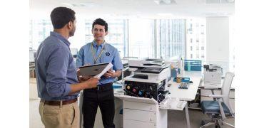 惠普2021年Q2财报 打印业务强势增长28%